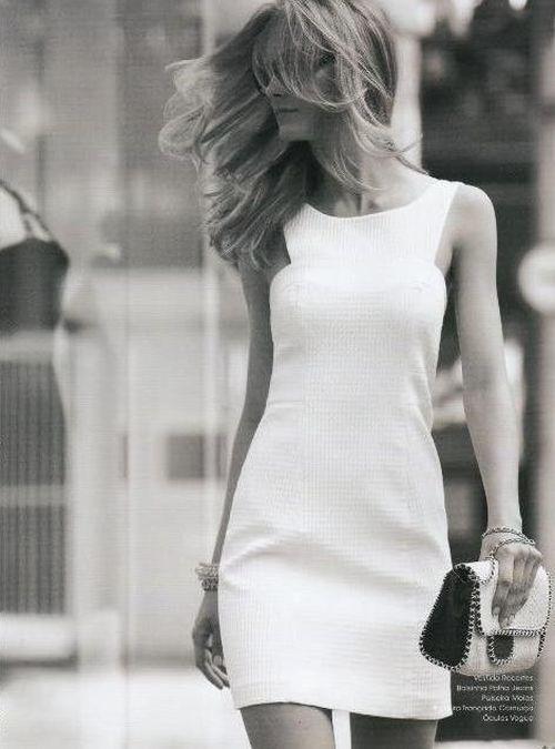 Little/White/Dress.