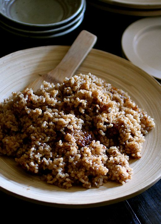 Rice  // Japanese foods //