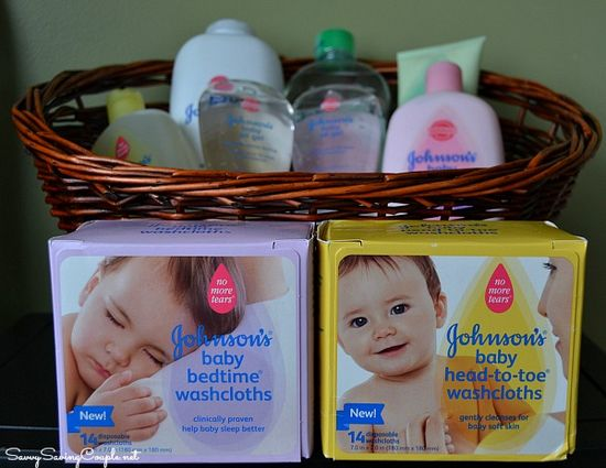 Johnson's Baby Products Make a Great Holiday Gift for Little Ones!