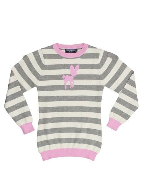 Bambi Sweater for Baby Girl.