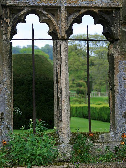 SUDELEY CASTLE GARDENS by Mijkra, via Flickr