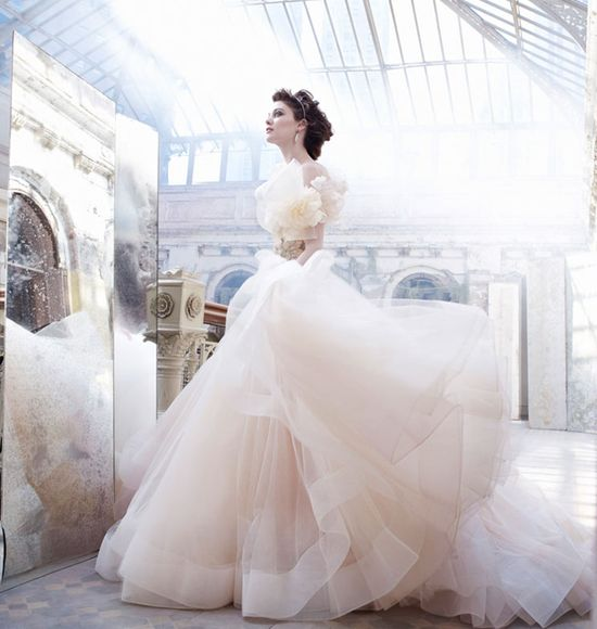 Lazaro Fall 2012 Bridal Collection