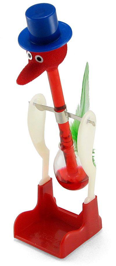 Drinking Bird #Toys #Science