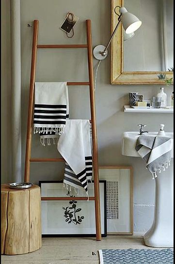 Bathroom Inspiration / Inspiration Salle de bain