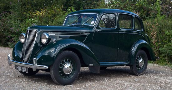 1946 Morris 10/4 - Sussex Sports Cars