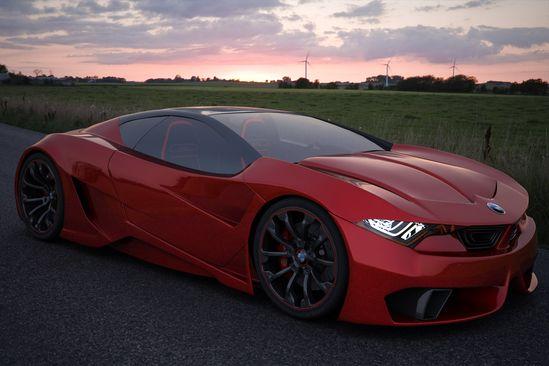 BMW Concept #cars