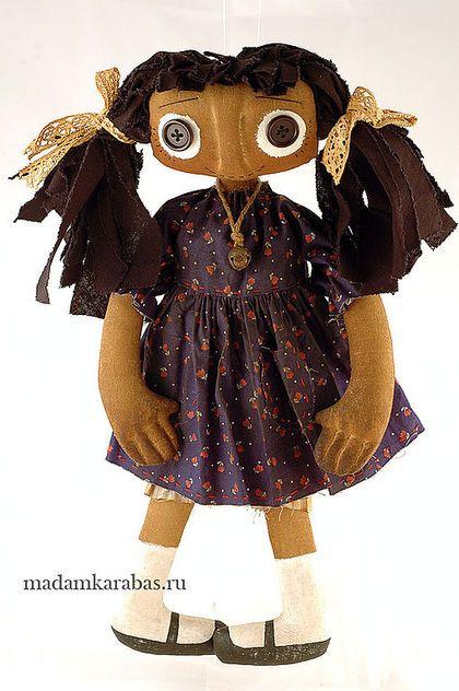 - handmade doll