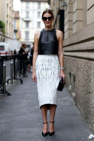 Milán Fashion Week Spring 2014 #MFW #MilanFashionWeek