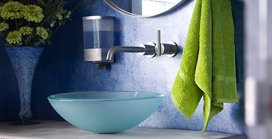 Easy #Bathroom Decorating Style Tricks