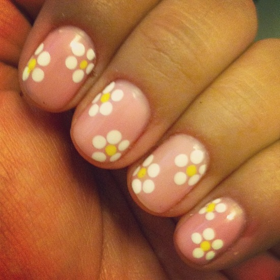 nailzap's nails! Show us your tips—tag your nail photos with #SephoraNailspotting to be featured on our social sites!