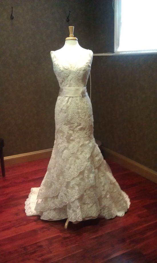 Wedding Dress Designer Inspired by WeddingDressFantasy on Etsy, $995.00