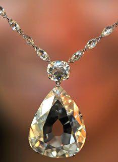 The 'Beau de Sanc' Diamond - 34.98 carats