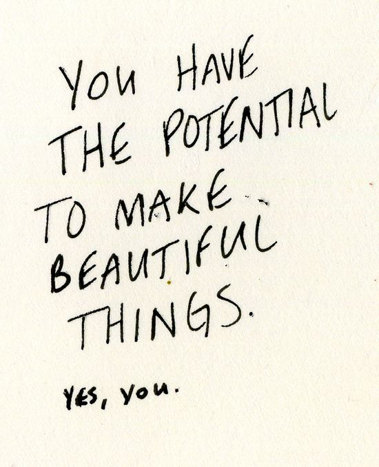 Yes, you. #creation #inspiration #zappos