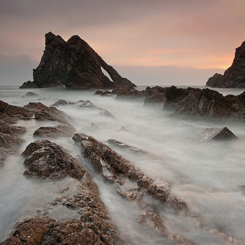 ) Bow Fiddle Rock