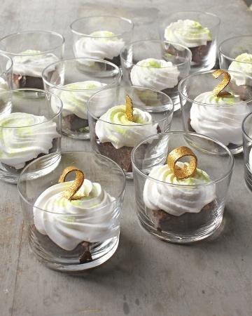 Graduation Party Desserts