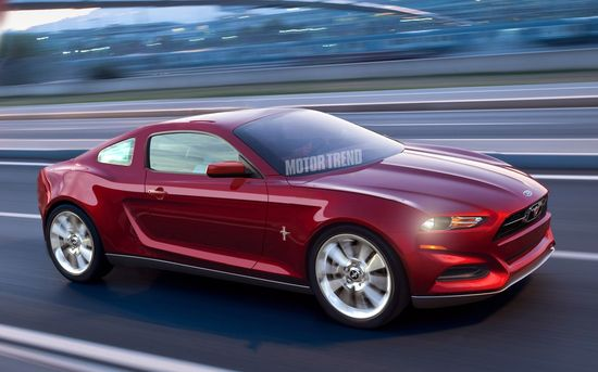 2015 Ford Mustang - #mustang #ford #sportscar