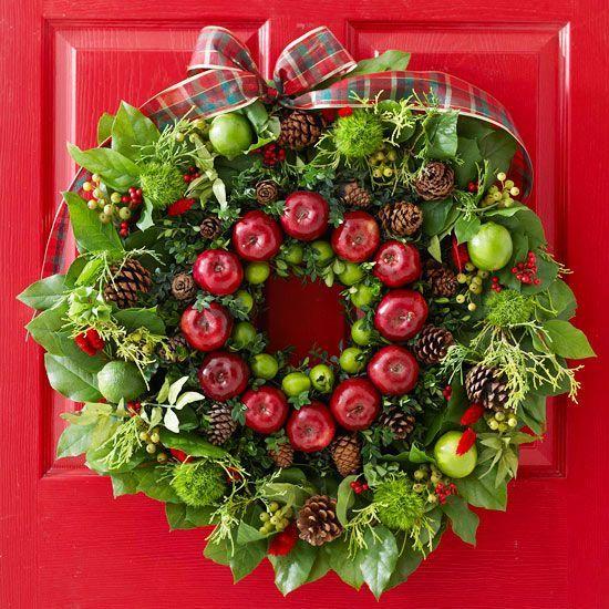 Natural Christmas Wreaths