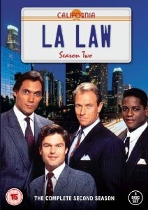 LA Law - Season 2: Harry Hamlin, Corbin Bernsen, Jill Eikenberry, Alan Rachins, Michele Greene, Jimmy Smits: Movies & TV