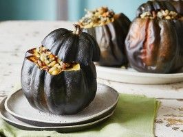 Stuffed Squash : Recipes : Cooking Channel