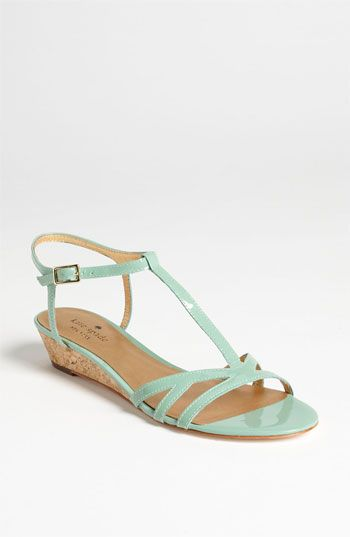 kate spade new york violet sandal available at #Nordstrom