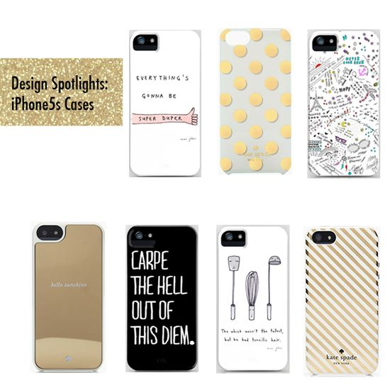 Design Spotlights: iPhone 5s Cases