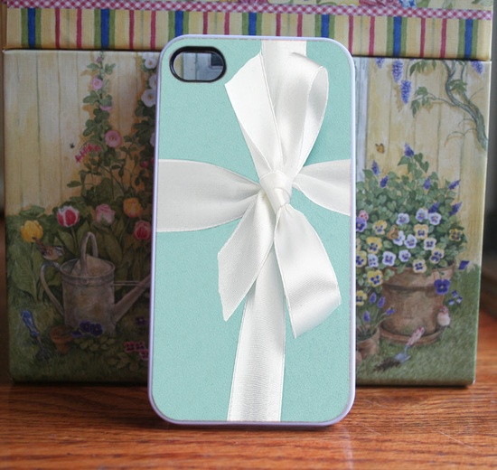 Tiffany box - iPhone 4S and iPhone 4 Case Cover.