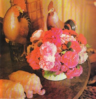 David Hicks: Flower Arrangement