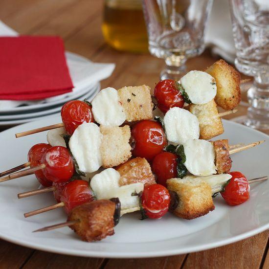 A Savory Italian Appetizer
