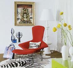 Jonathan Adler designs--image via amazing home design #zincdoor #modern #jonathanadler