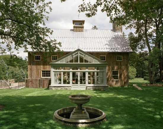greenhouse/barn design