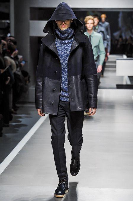 .Fendi fall 2013 mens fashion #fendi #milanfashionweek