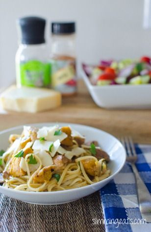 Paprika Chicken and Roasted Butternut Squash Pasta