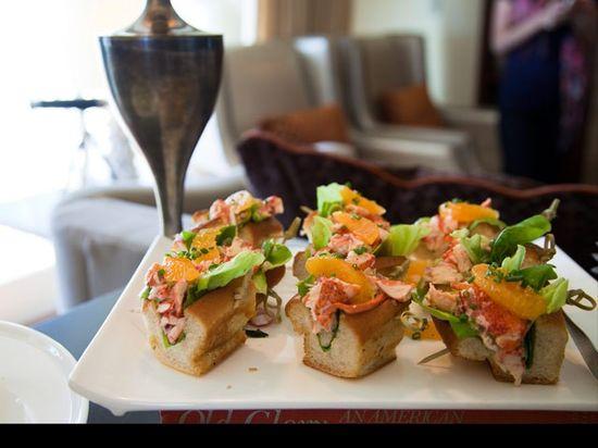 Newport cuisine