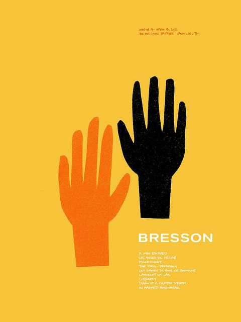 Bresson Belcourt poster by Sam's Myth