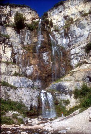Utah waterfalls list
