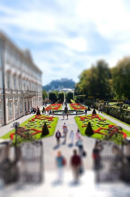 The Sound of Music (Austria). Salzburg