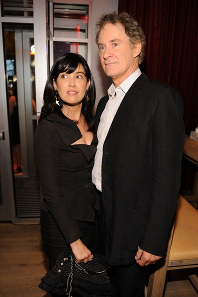 Kevin Kline & wife Phoebe Cates