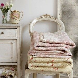 shabby chic quilts by AlisonB