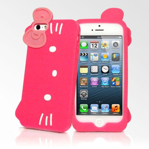 cute hello kitty iphone 5 cases