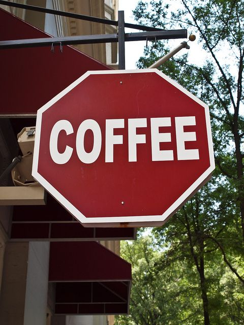 STOP for COFFEE