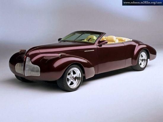 Buick Blackhawk Concept Car