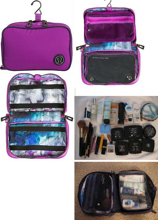 lululemon, gym essentials kit