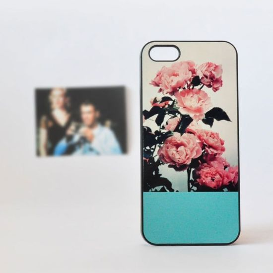 :: floral iphone case