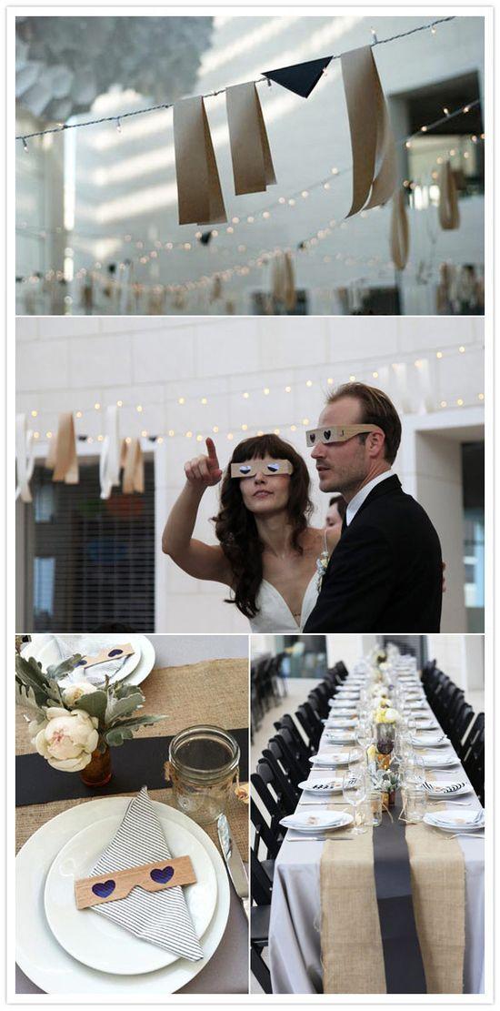 modern southern wedding