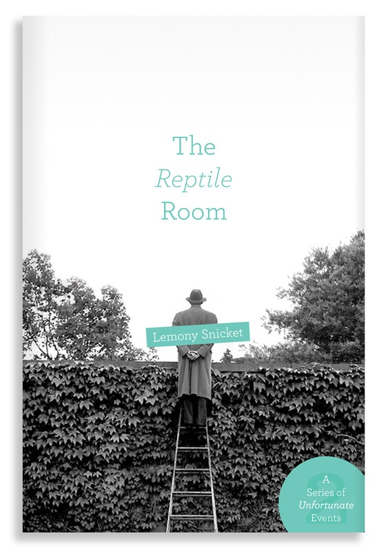 Book cover - The Reptile Room