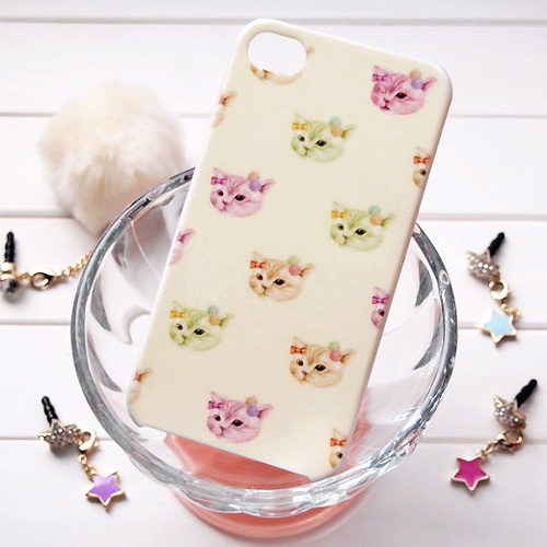 Cats iPhone cover