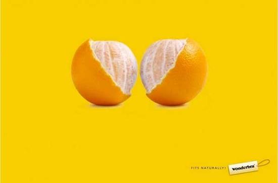 Oranges: Wonderbra
