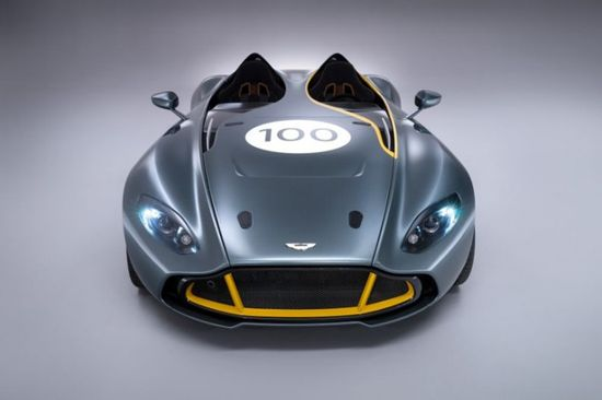 EXTASIS ON WHEELS - A unique year produces a unique and visionary car. Created as a stunning celebration of Aston Martin's century of sports car excellence we reveal 'CC100', a concept reflecting the sporting heritage and exceptional design capability woven throughout 100 years of Aston Martin history.