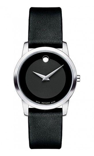 museum watch, movado