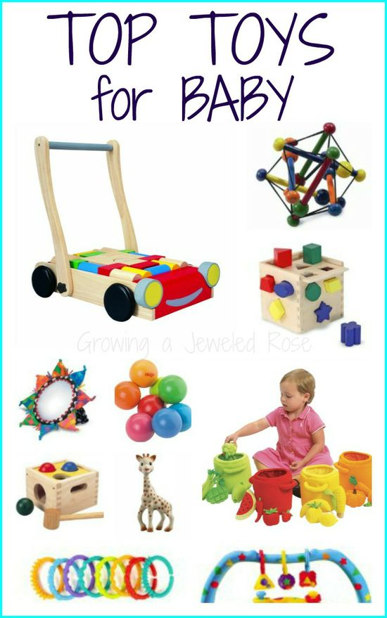 The best toys for baby